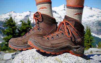 Taking Care of your Lowa Hiking Boots
